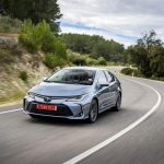 TOYOTA COROLLA ALTIS 2020 ALL NEW